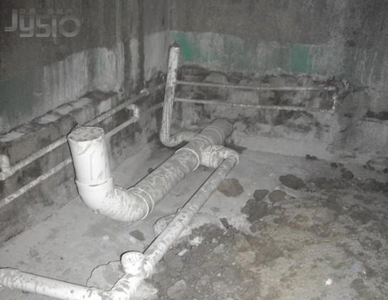 转:下沉式卫生间做二次防水图解
