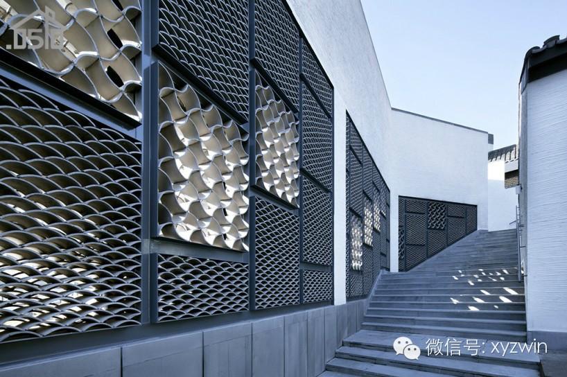 【建筑设计】新中式景观设计典范——绩溪博物馆
