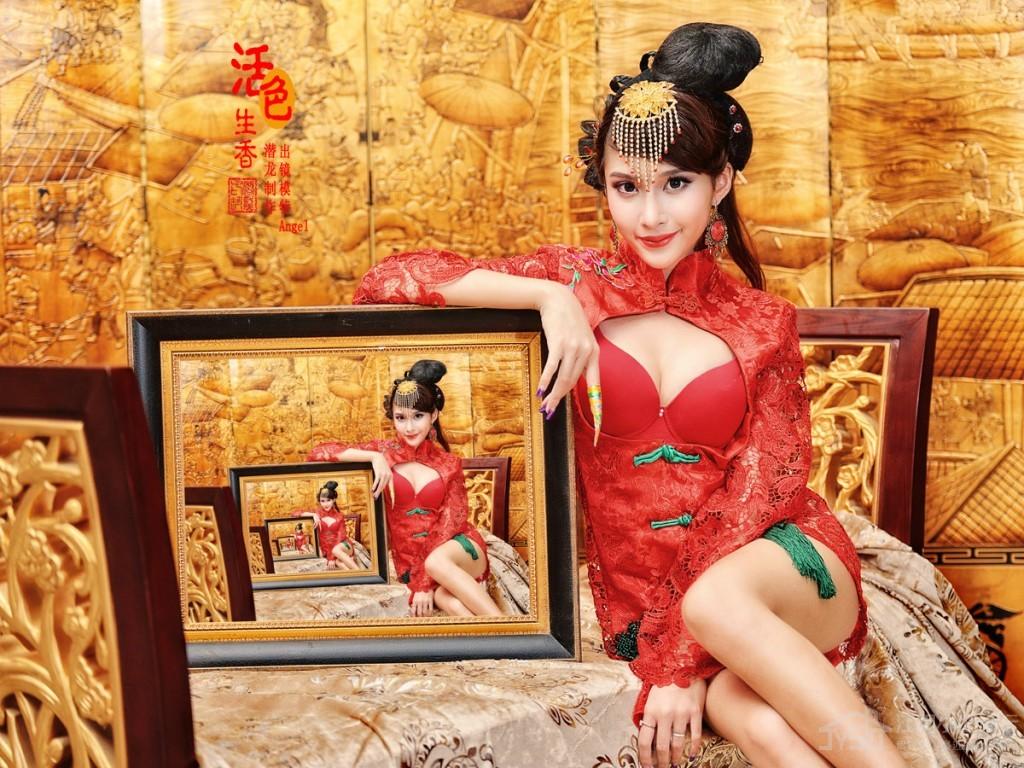 唯美红妆中国风